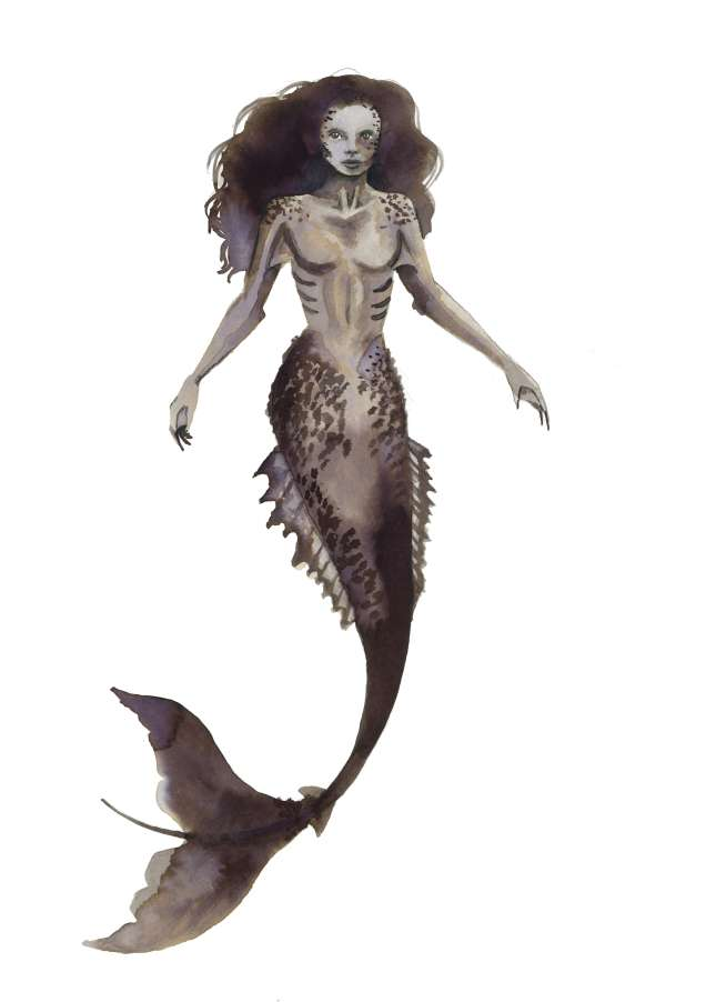 Mermay 2018 Day 22. Scott Keenan, 2018 (webimage)